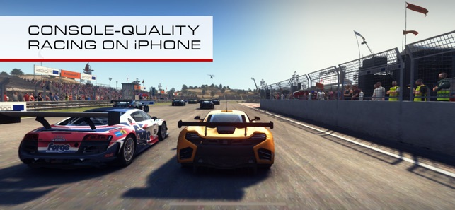 GRID™ Autosport Screenshot