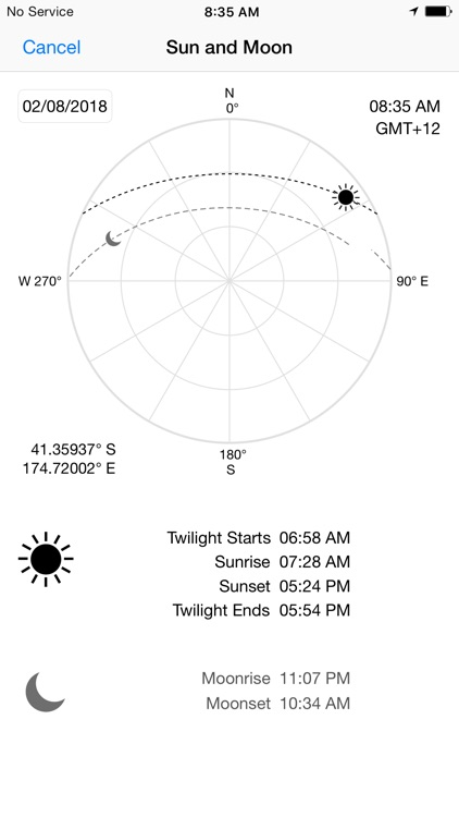 i Sail GPS NZ–NZMariner Charts screenshot-6