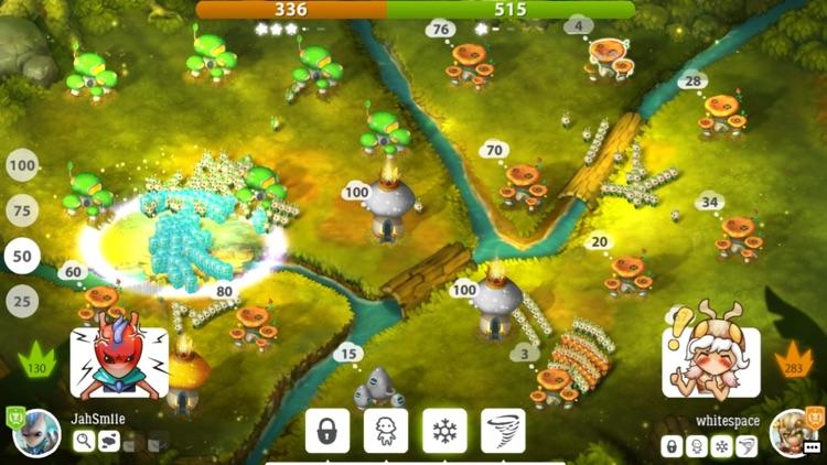 Mushroom Wars 2 screenshot-0