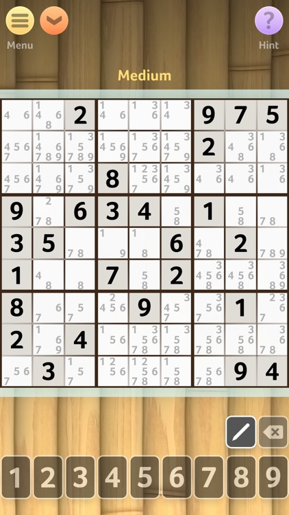 ⋆Sudoku screenshot-1