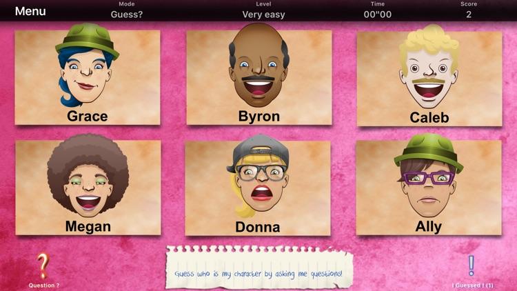Who is it!? • Guess it! screenshot-0