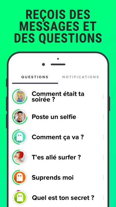 download F3 - Questions anonymes, Chat apps 3