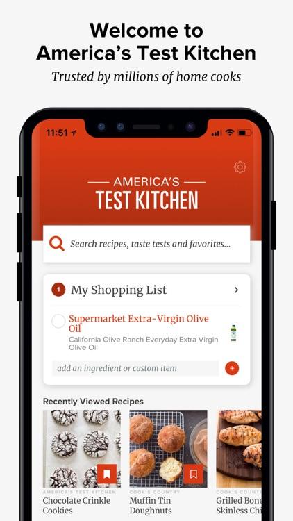America's Test Kitchen screenshot-0
