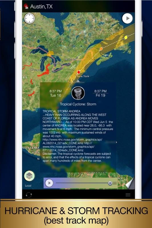 Radar MAX: NOAA Weather radar - Online Game Hack and Cheat