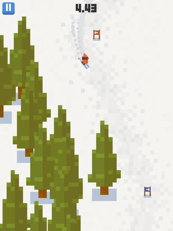 Skiing Yeti Mountain для iPad
