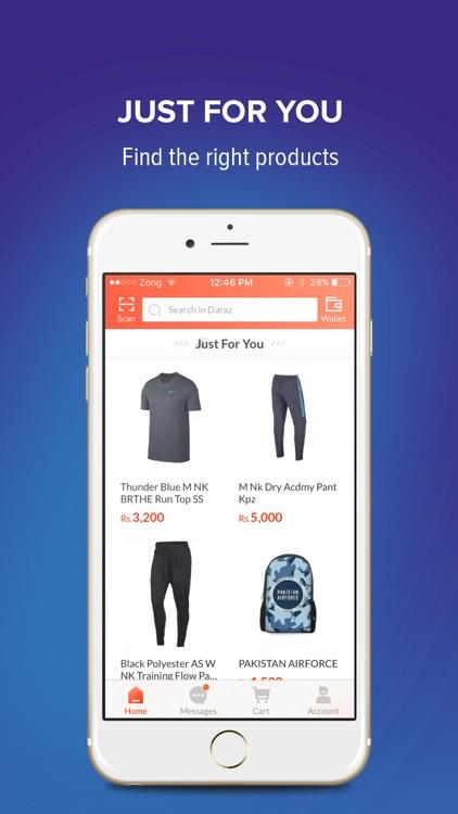 Daraz Online Shopping App screenshot-5