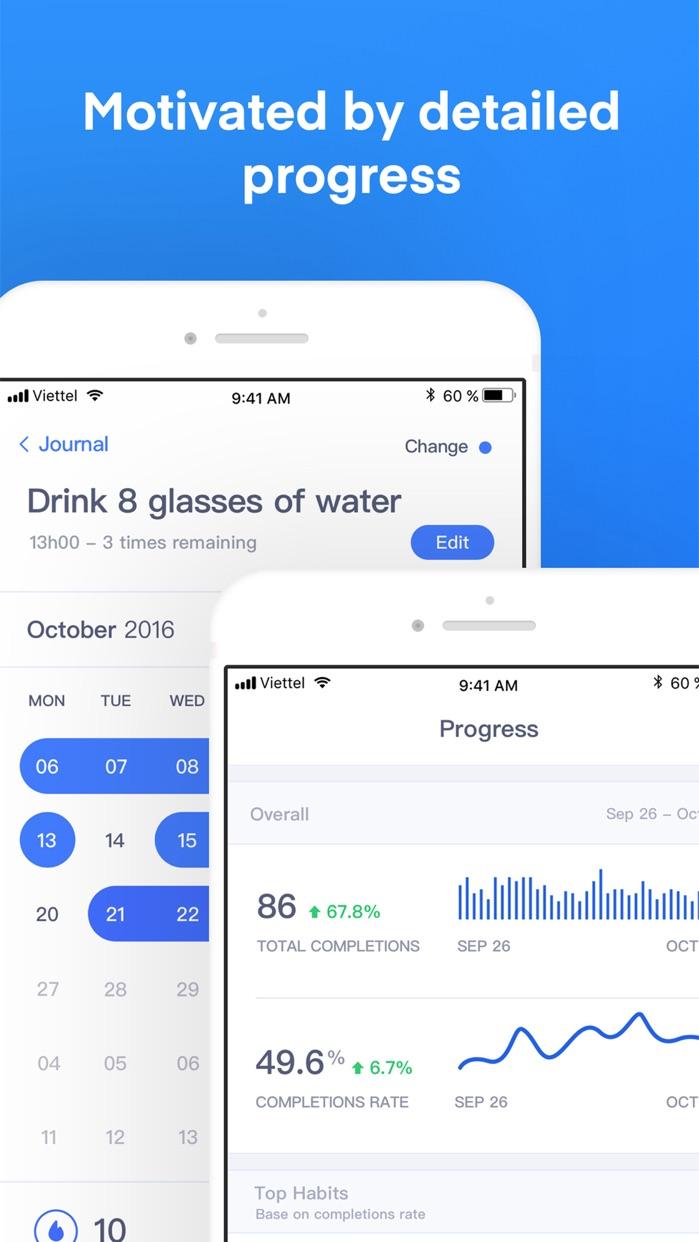 Habitify: Habit Tracker Screenshot