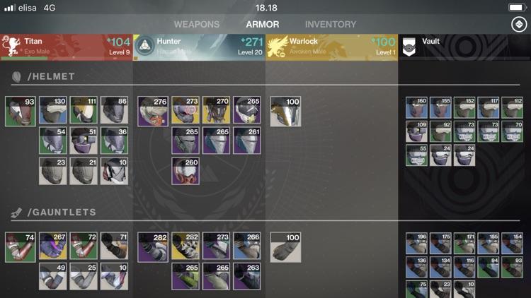 Ishtar Commander for Destiny 2 screenshot-3