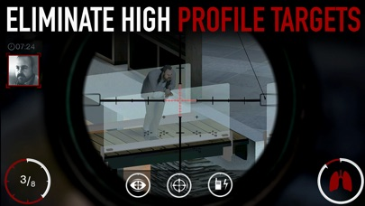Screenshot for Hitman Sniper in Kazakhstan App Store
