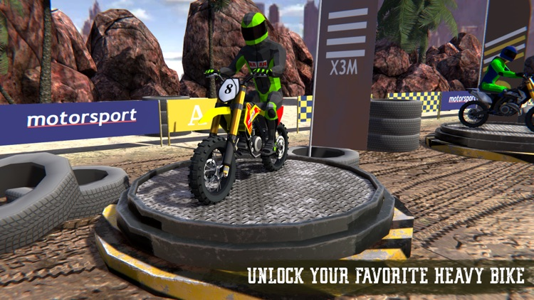 Crazy Bike Stunt Rider screenshot-3