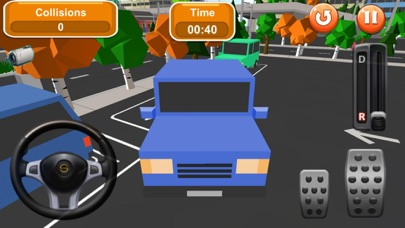 Car Parking Master 3D Cartoon