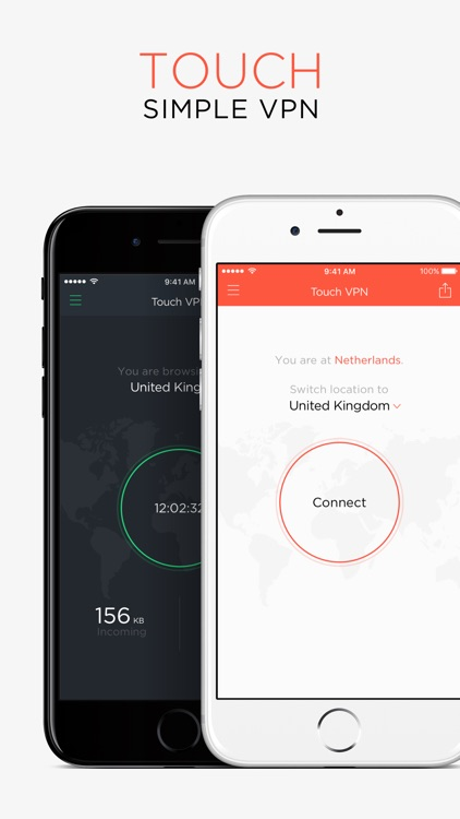 TouchVPN — Unlimited Proxy