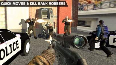 ATM Bank Robbery; Police Squad-2