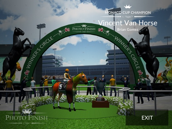 Игра Photo Finish Horse Racing