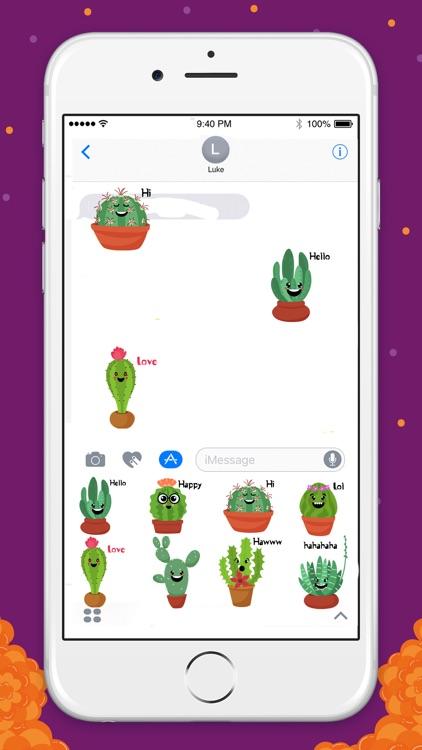 Animated Cactus screenshot-4