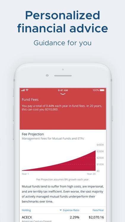 Personal Capital screenshot-6