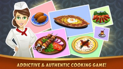 Kebab World - Cooking Game Screenshot 1