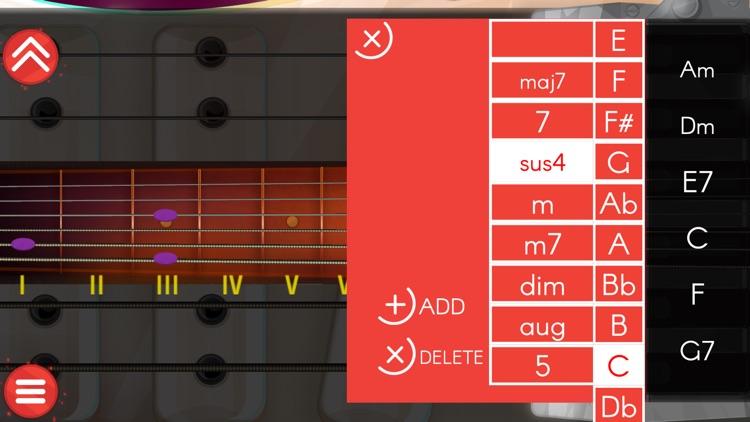Real Electric Guitar screenshot-3