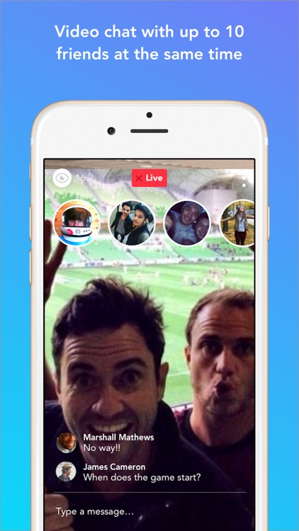 Bubble Group Messenger screenshot-3