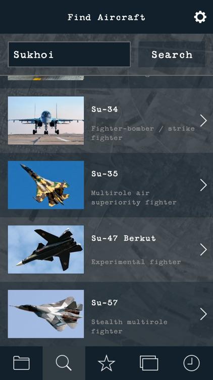 Modern Military Aircraft screenshot-5