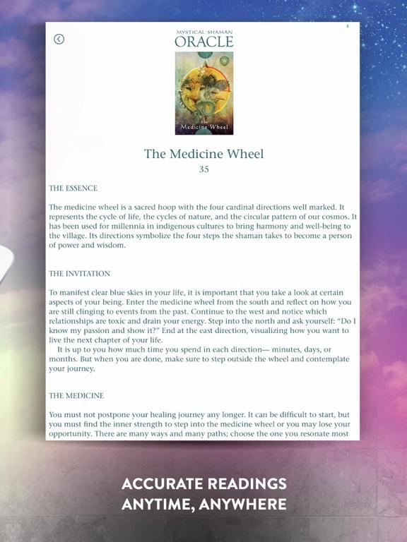 Mystical Shaman Oracle screenshot 10