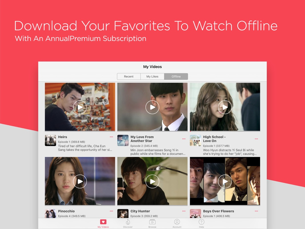 DramaFever - Stream Your Shows - Online Game Hack and Cheat
