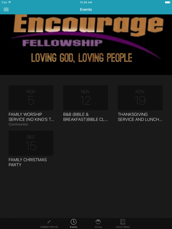 ENCOURAGE FELLOWSHIP KEAAU screenshot 5