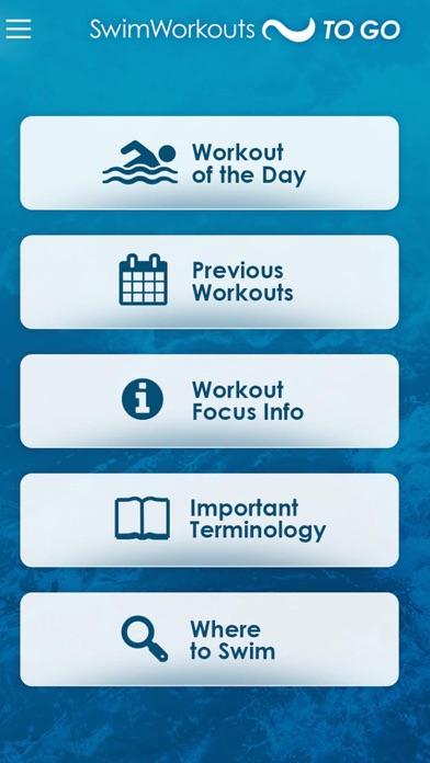 Swim Workouts To Goのおすすめ画像2