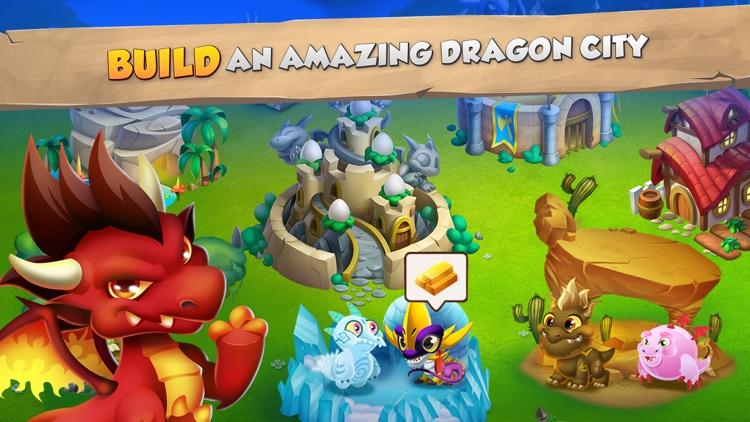 Dragon City Mobile screenshot-4