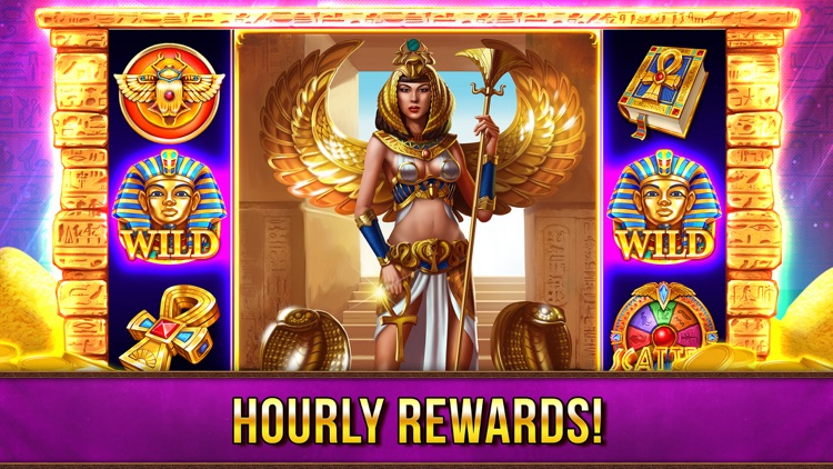 Slots Pharaohs ™ Vegas Casino screenshot-3
