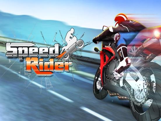 Speed Rider Racing на iPad
