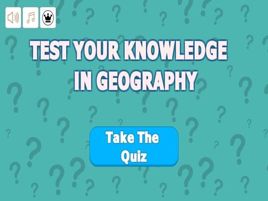 Quiz Your Geography screenshot 5