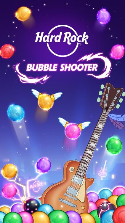 Hard Rock Bubble Shooter screenshot-4