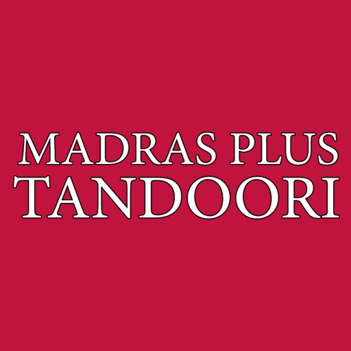 Madras Plus Tandoori