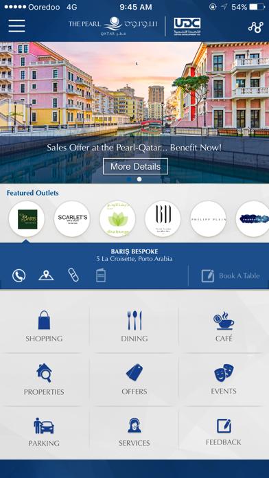 The Pearl-Qatar by United Development Company P S C  (iOS, United