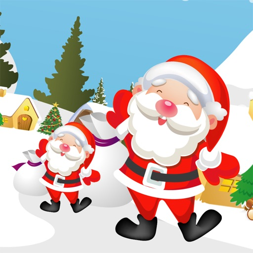 聖誕節兒童遊戲: 學進行比較和排序