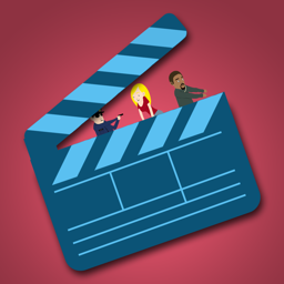 Ícone do app Directoon Criador de animação