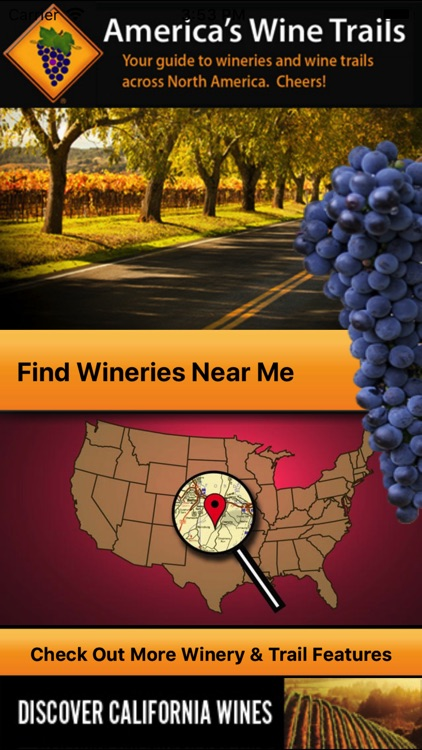 America's Wine Trails