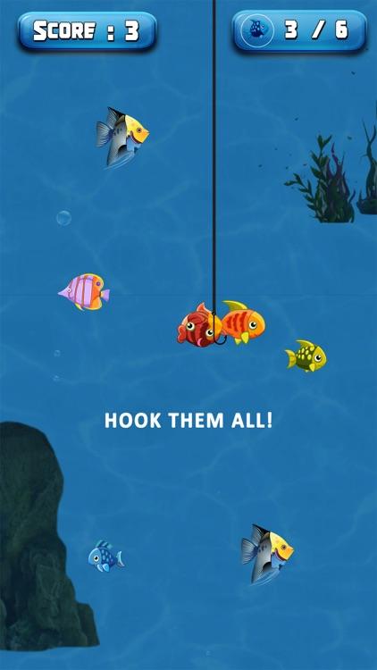 Go to Fish: A Fishing Game screenshot-3
