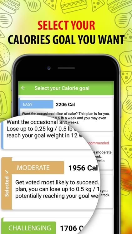 Transform: Calorie Tracker App screenshot-5