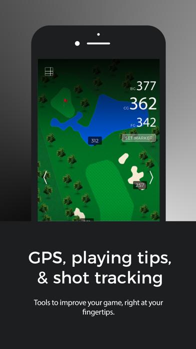 Poppy Hills GC screenshot 3