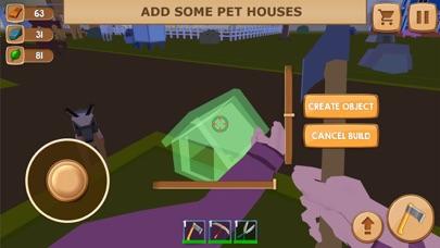 Screenshot 3 Animal Pet Farm Craft