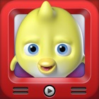 Koekoek TV - Leukste kinder app voor tekenfilms, kinderliedjes en andere youtube filmpjes icon
