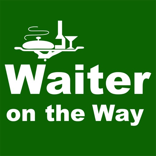 Waiter On The Way By Deliverlogic Inc