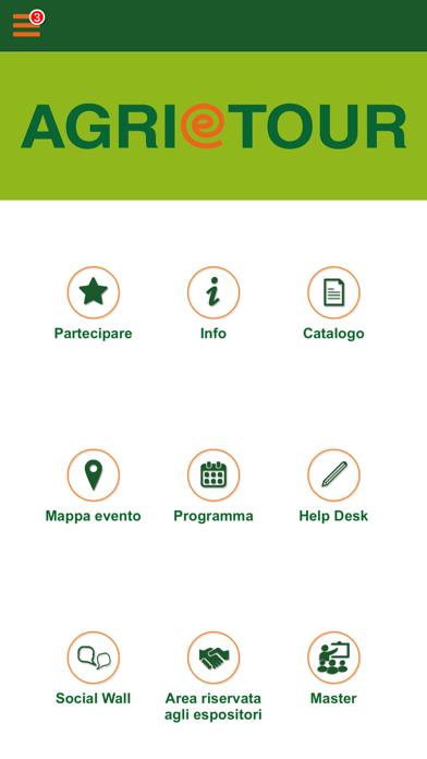 Screenshot of AGRIeTOUR2