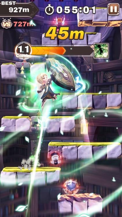 Jump  Game – Finger Jump screenshot-4