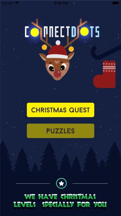 Connect Dots:Winter Quest screenshot-4