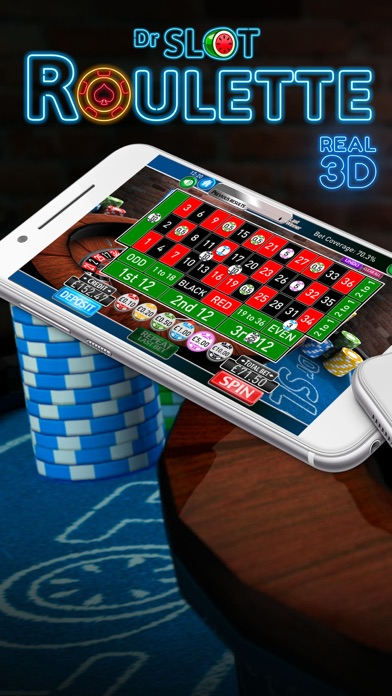 Roulette by Dr Slot screenshot one