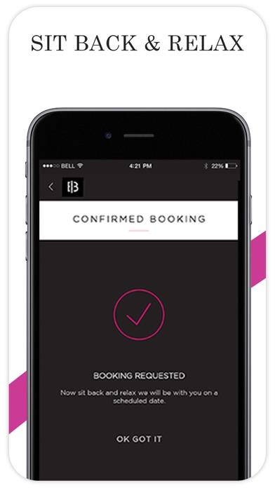 Screenshot of INSTABEAUTY - MOBILE BEAUTY App