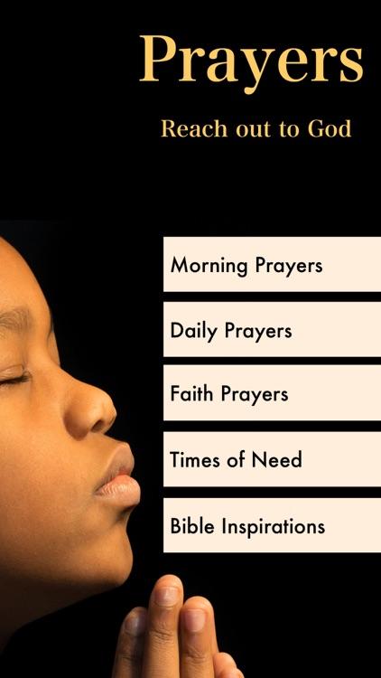 Prayers: Prayer to God, Verses